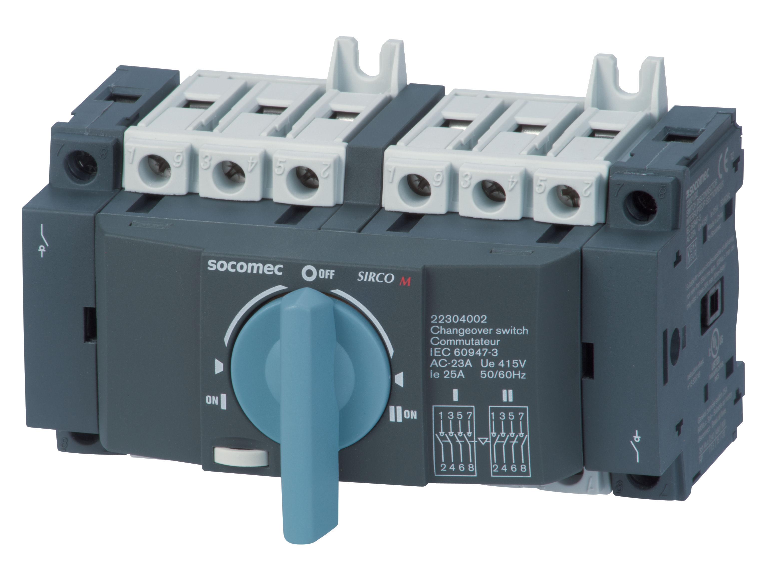 Interruptor general de proteccion de corte omnipolar - Interruptor general automatico ...